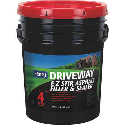 Driveway Coatings & Patches