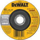 DeWalt HP Type 27 4-1/2 In. x 1/4 In. x 7/8 In. Aluminum Grinding Cut-Off Wheel Image 2