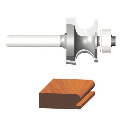 Vermont American Carbide Tip 7/8 In. Beading Bit
