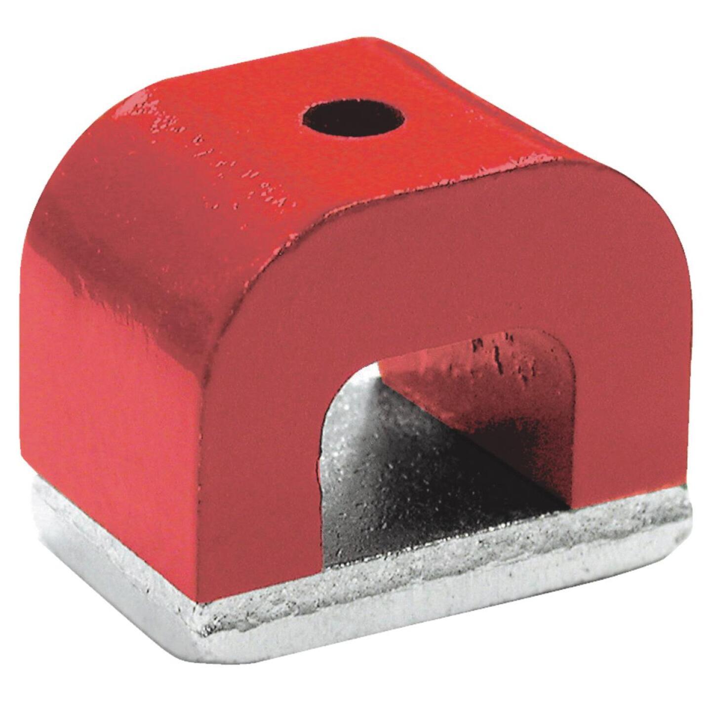 Master Magnetics 13 Lb. Horseshoe Alnico Power Magnet Image 3